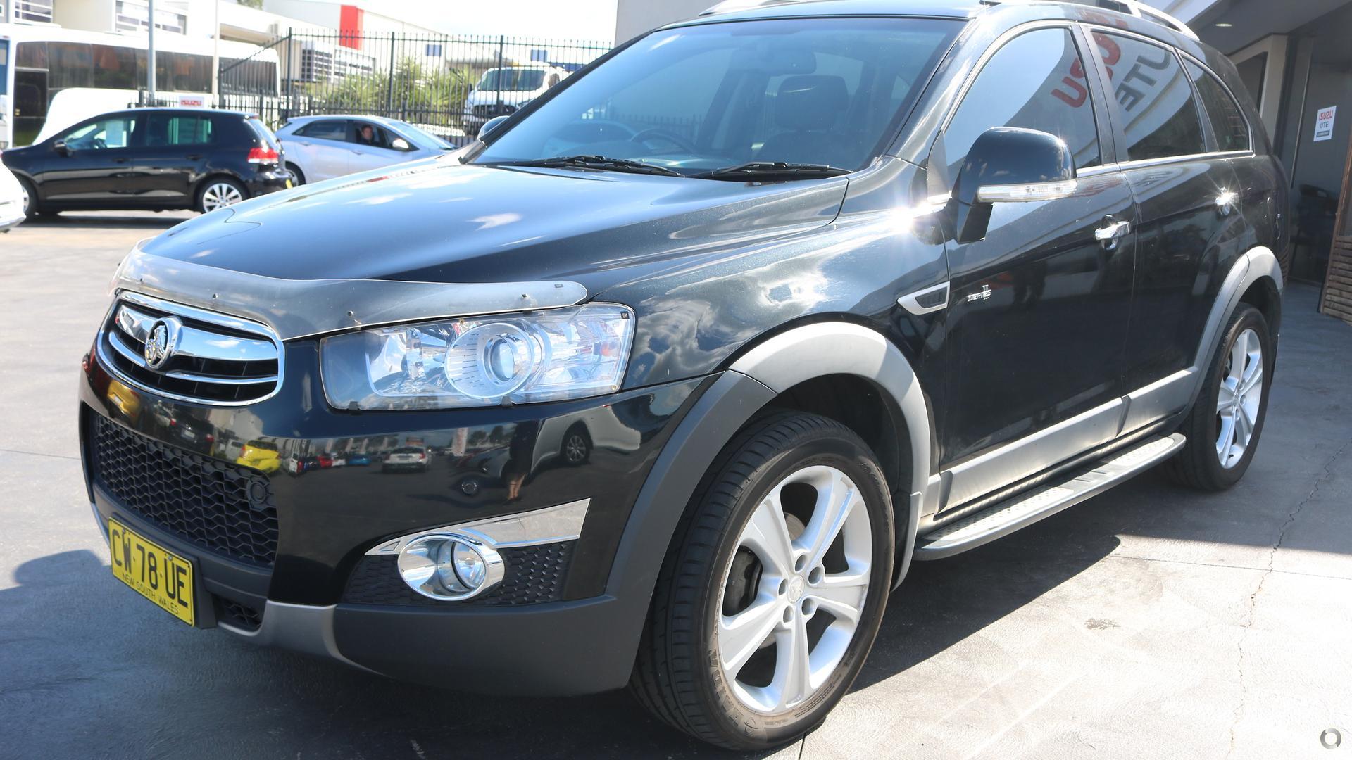 2013 Holden Captiva 7 LX CG