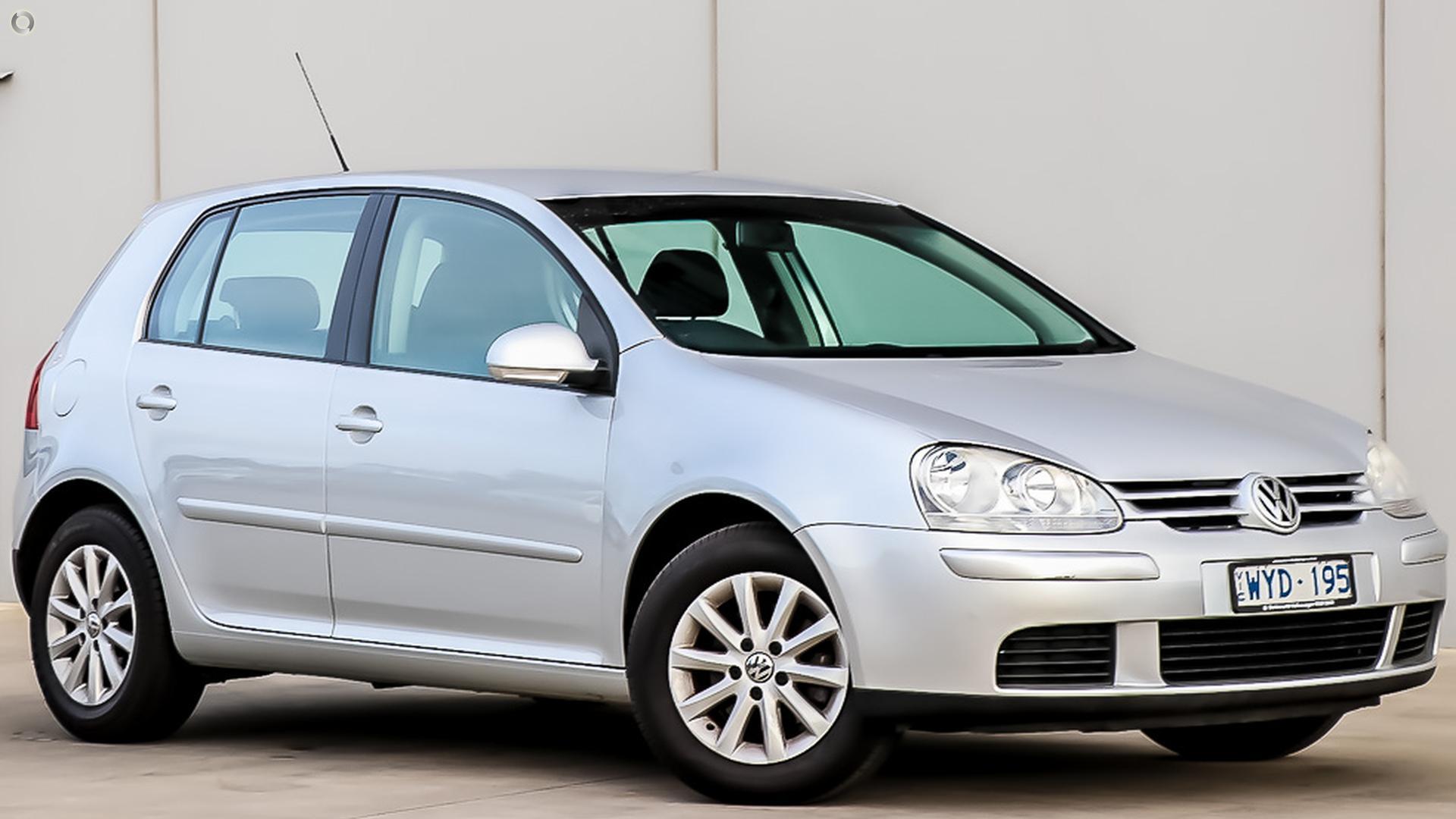 2009 Volkswagen Golf V