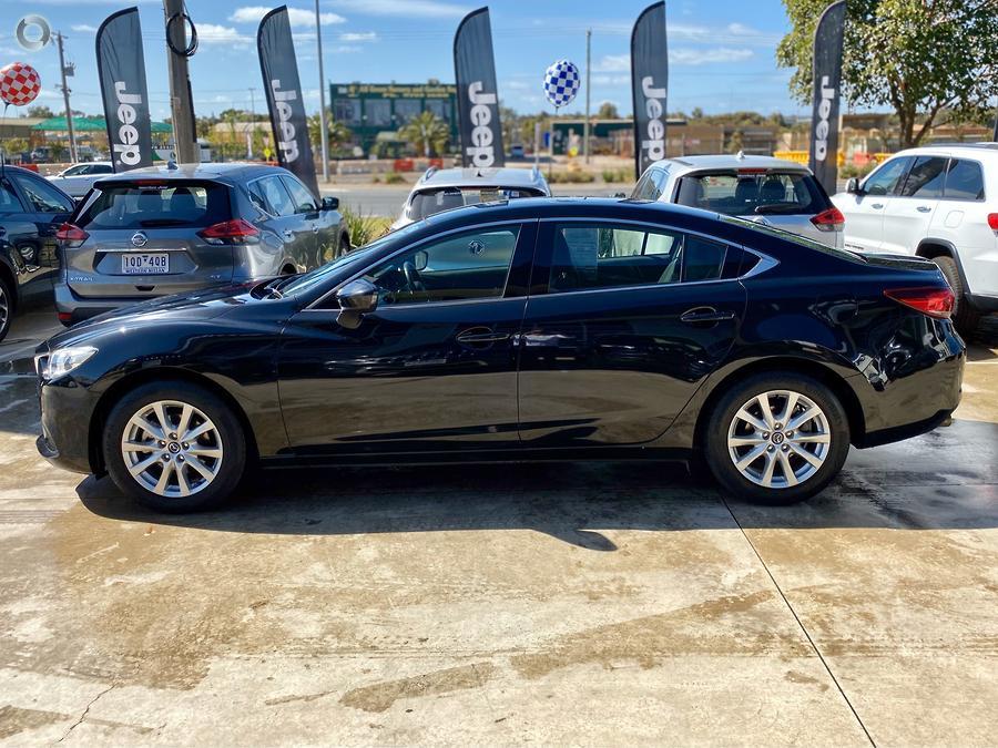 2015 Mazda 6 Sport GJ Series 2