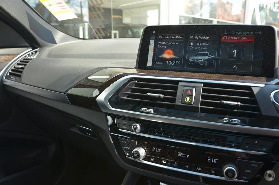 2018 BMW X4 xDrive20d M Sport X