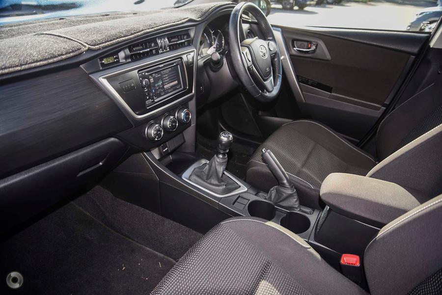 2013 Toyota Corolla Ascent Sport ZRE182R