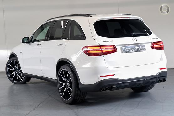 2019 Mercedes-Benz GLC 43