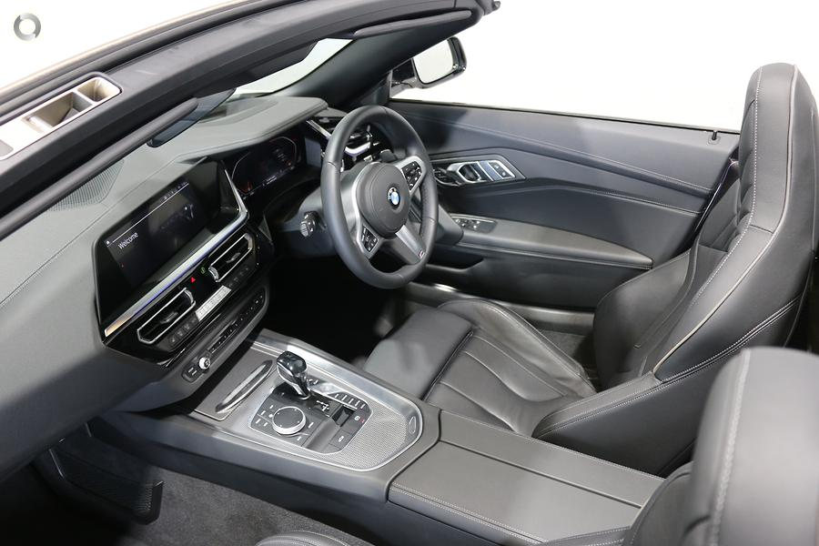 2018 BMW Z4 sDrive20i M Sport
