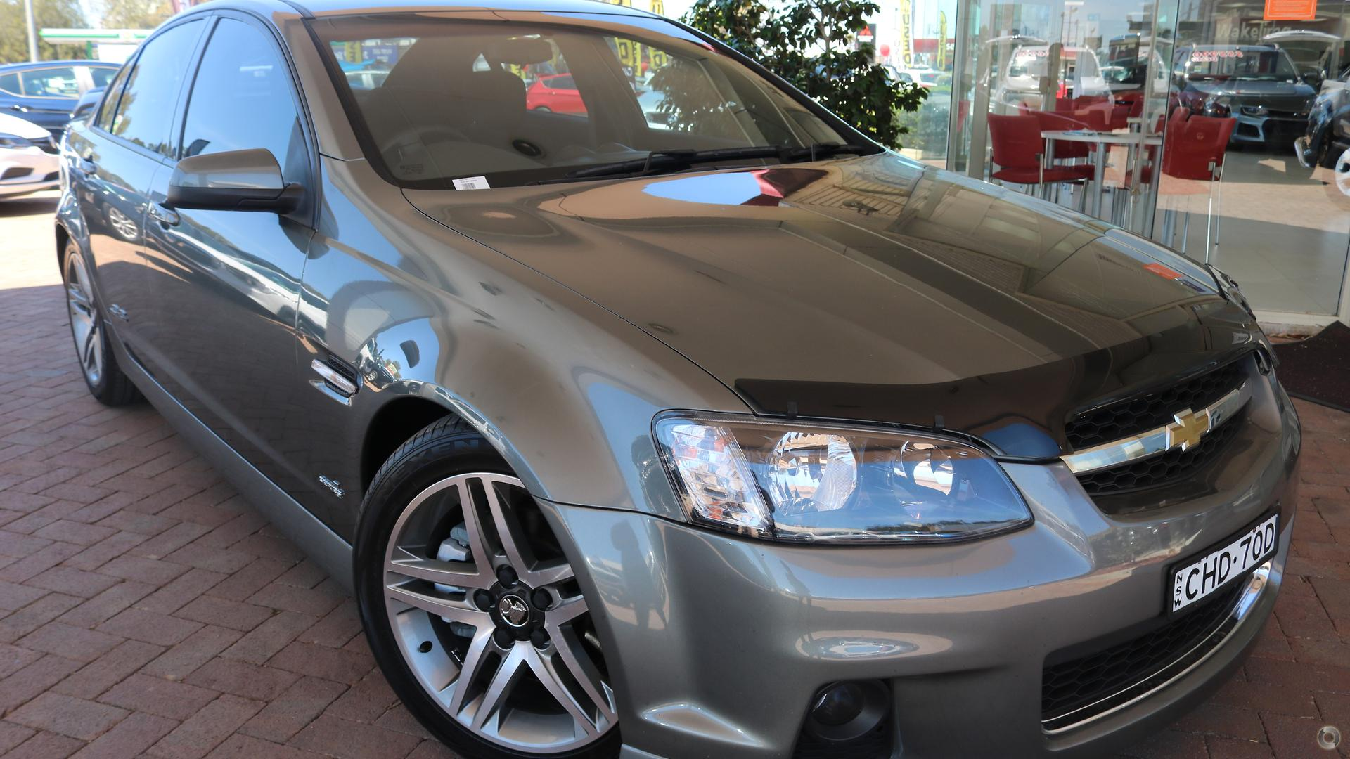 2012 Holden Commodore VE Series II