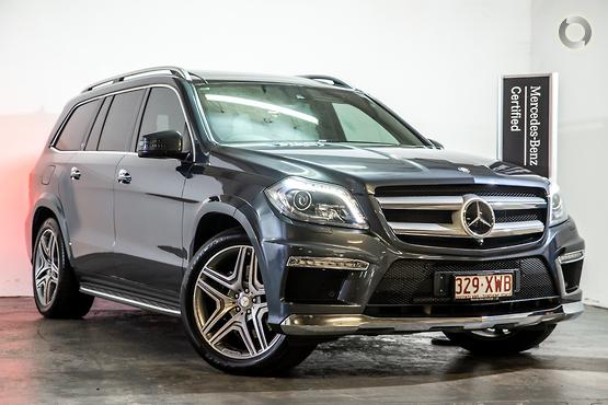 2015 Mercedes-Benz GL 500 EDITION S