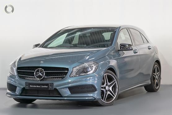 2014 Mercedes-Benz A 200