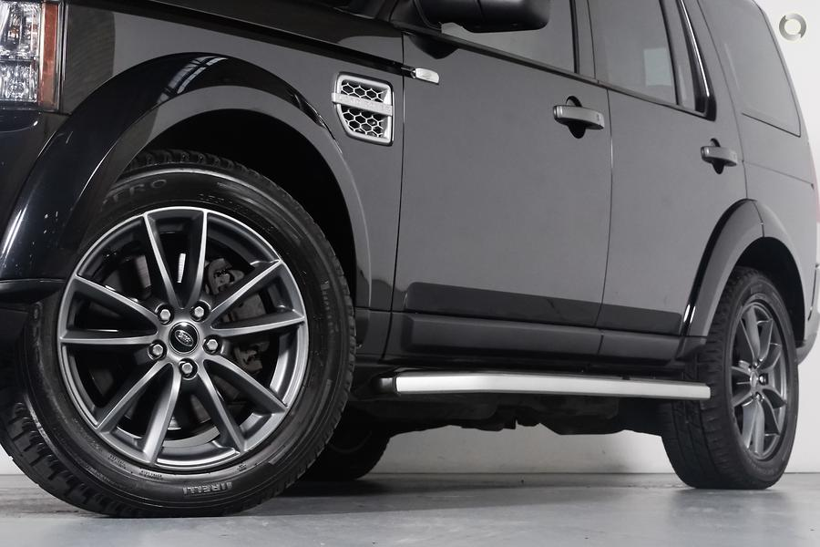 2011 Land Rover Discovery 4 SDV6 HSE Series 4