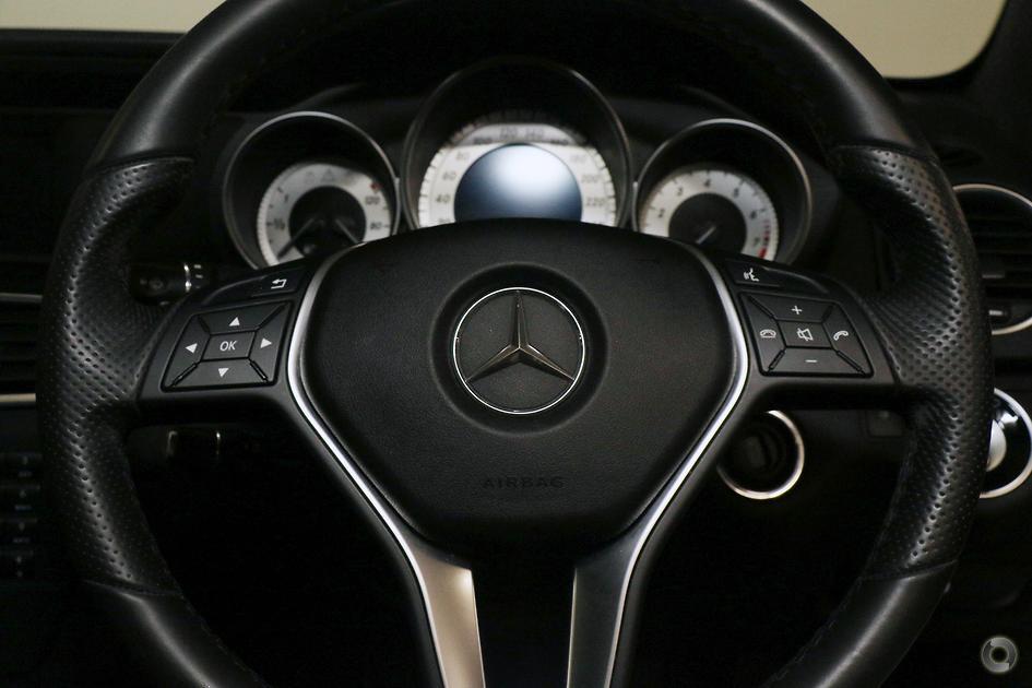 2015 Mercedes-Benz C 180 Coupe