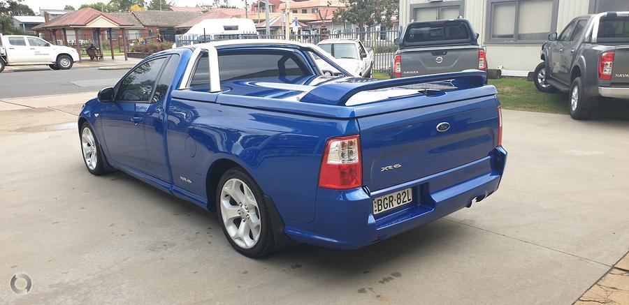 2014 Ford Falcon Ute XR6 FG MkII