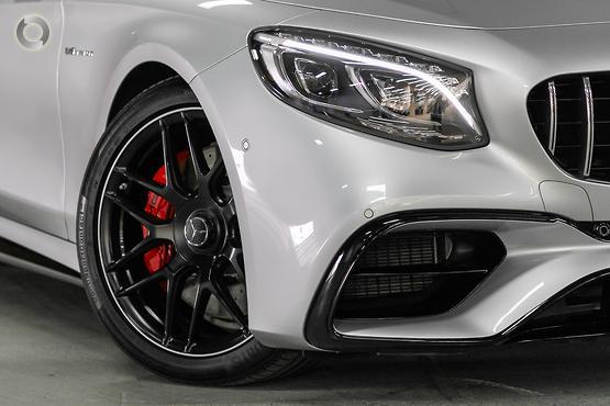 2019 Mercedes-Benz S 63