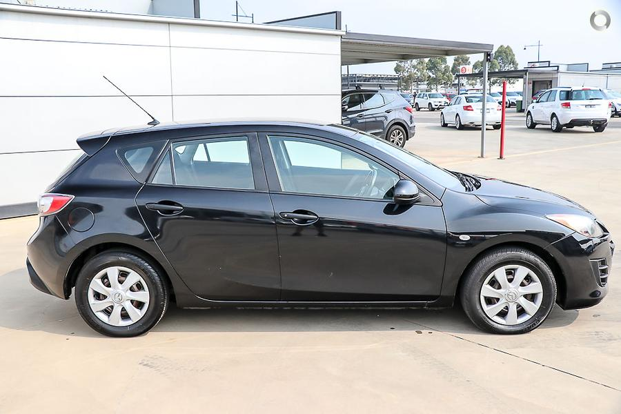 2011 Mazda 3 Neo BL Series 1