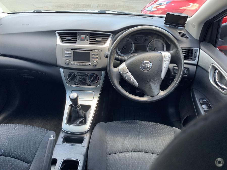 2013 Nissan Pulsar ST-L