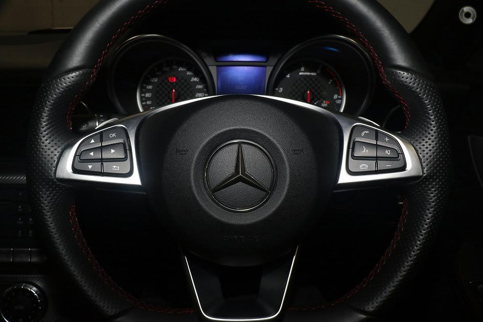 2016 Mercedes-Benz SLC 43 AMG Roadster