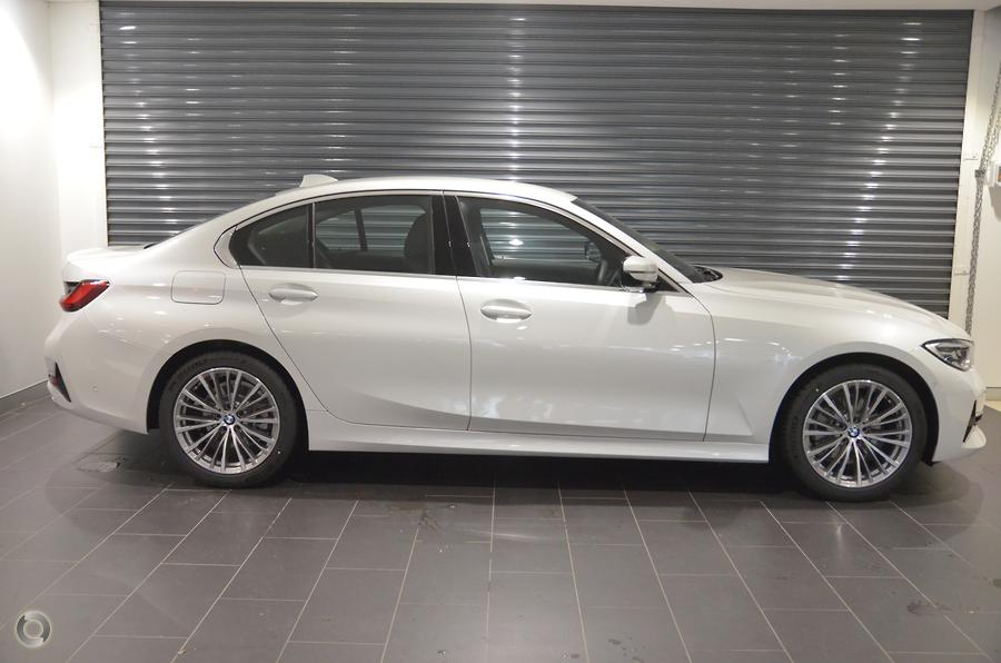 2019 BMW 320d Luxury Line