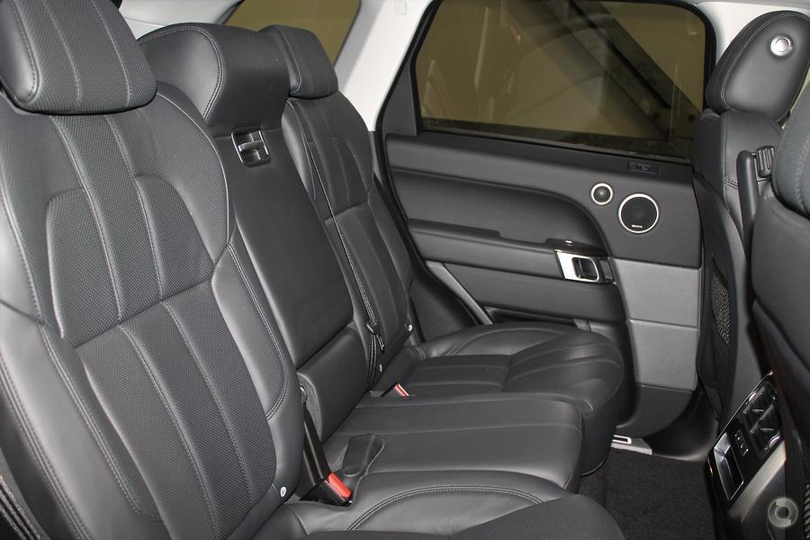 2017 Land Rover Range Rover Sport SDV6 HSE Dynamic L494