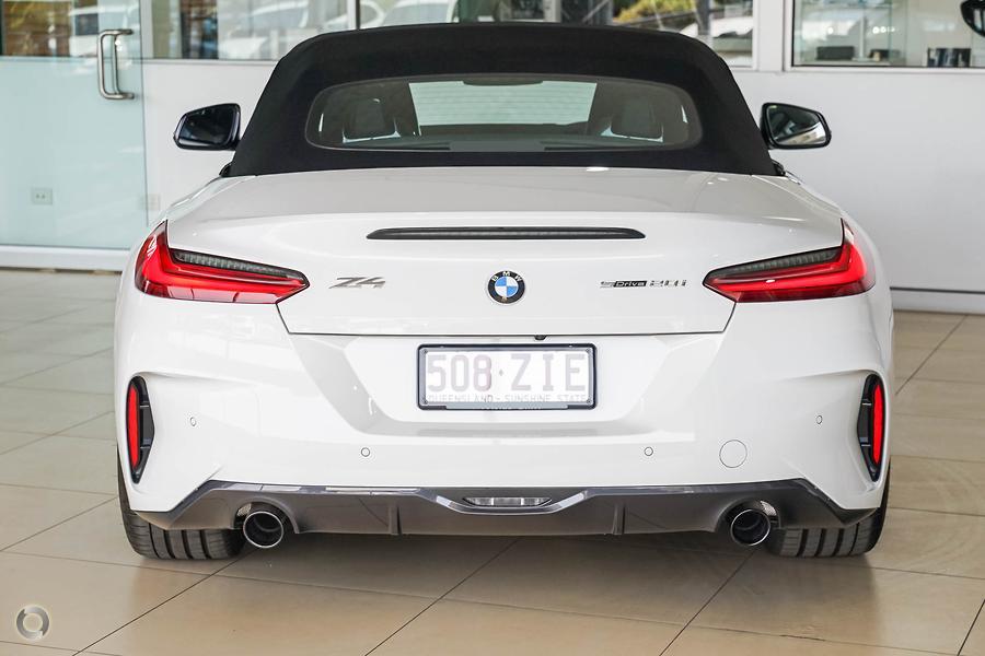 2019 BMW Z4 sDrive20i M Sport