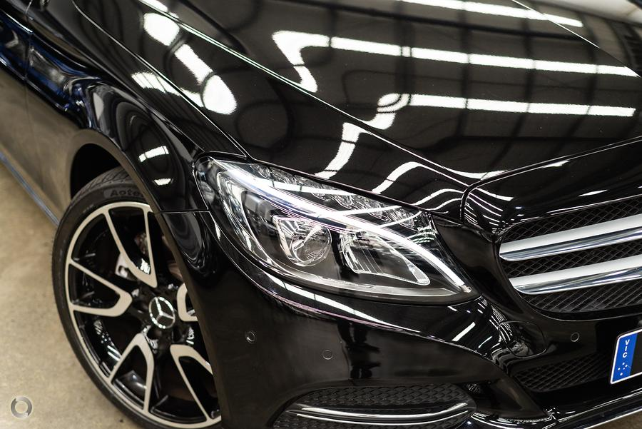 2014 Mercedes-Benz C-Class C200 W205