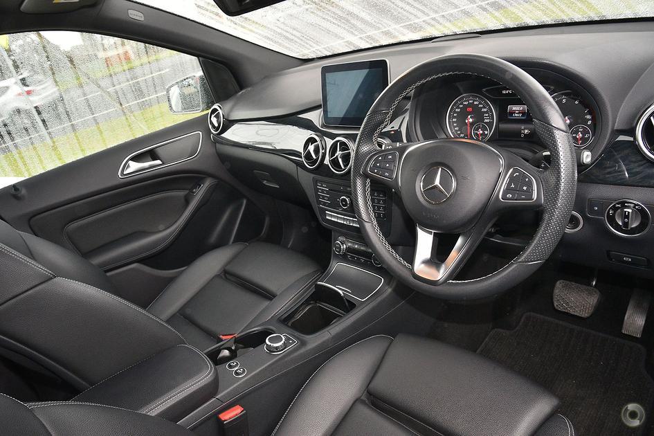 2017 Mercedes-Benz B 200 Hatch