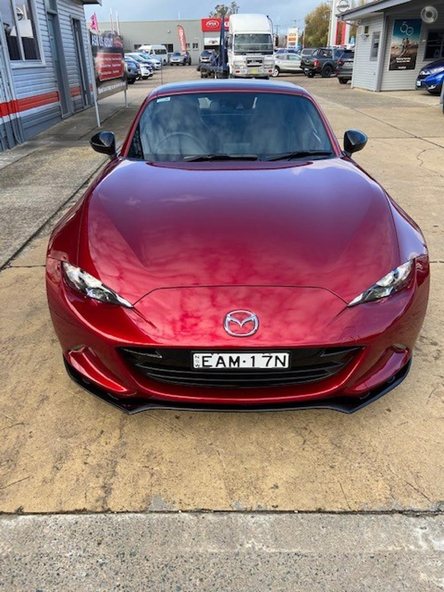 2018 Mazda MX-5 Limited Edition ND