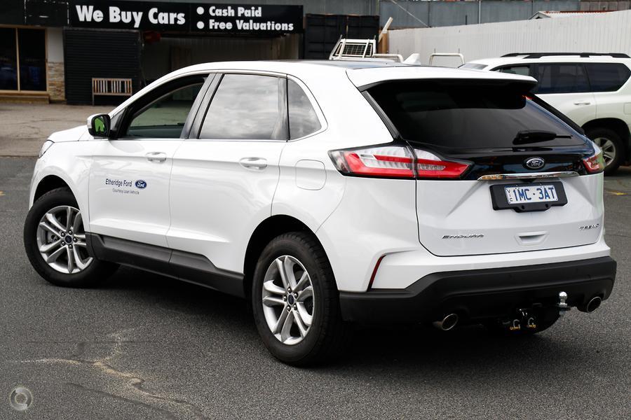 2019 Ford Endura Trend CA
