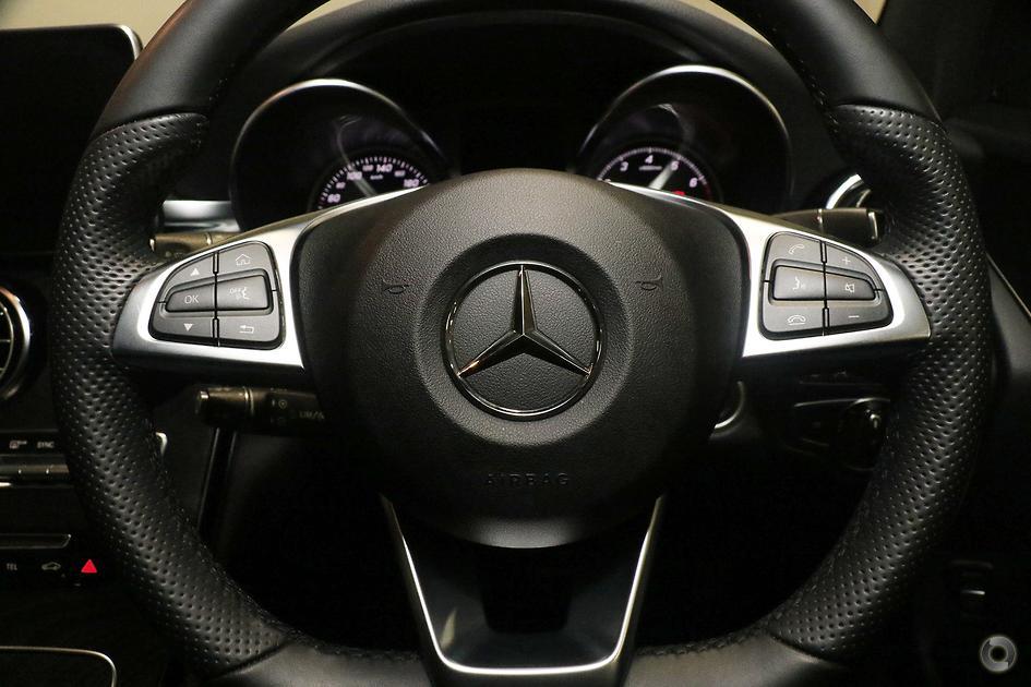 2018 Mercedes-Benz GLC-CLASS Wagon