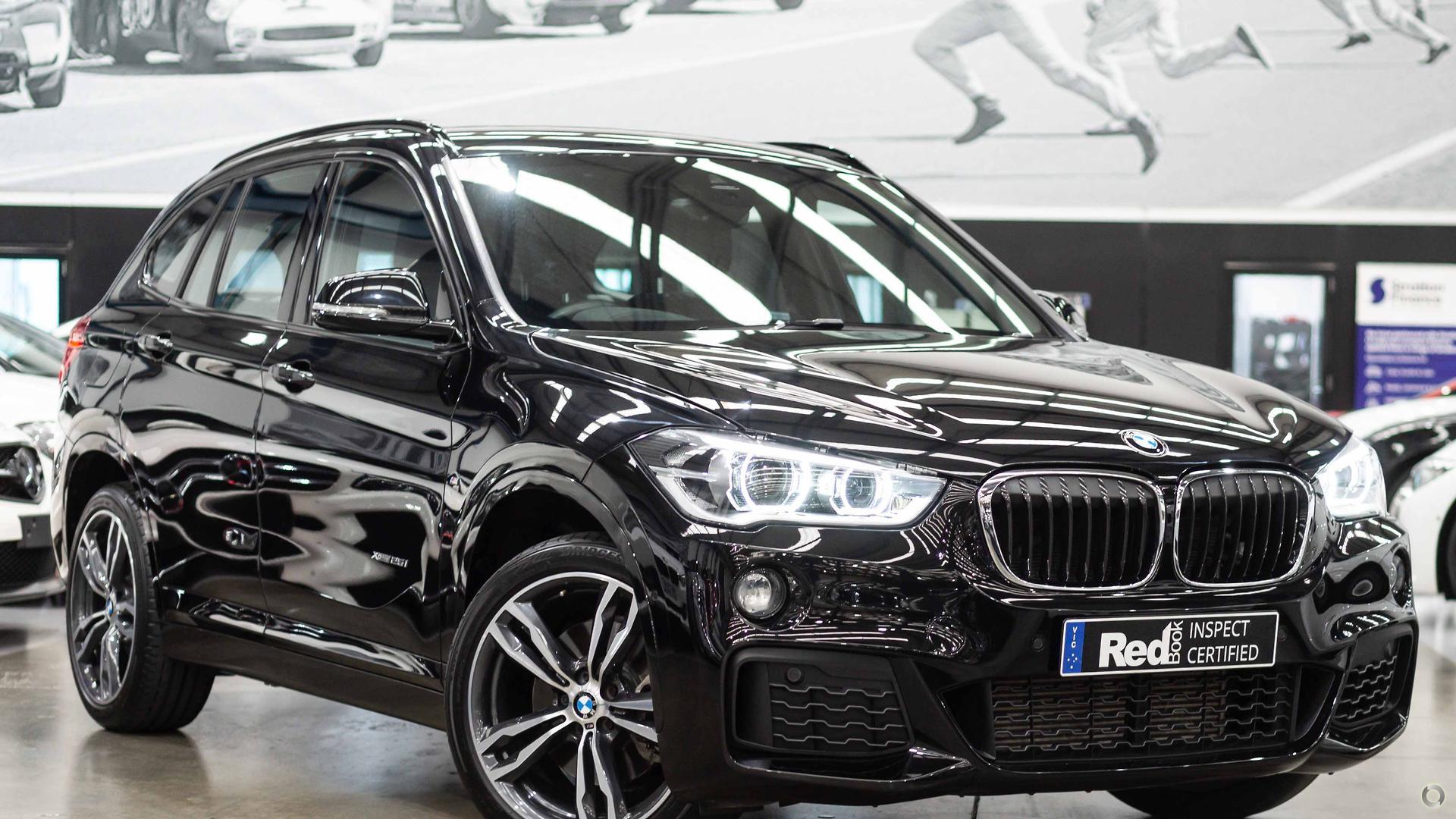 2016 BMW X1 F48