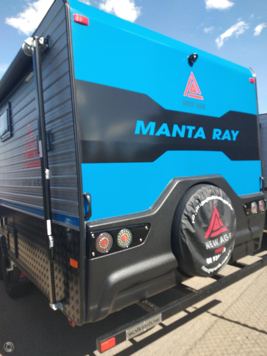 2020 New Age Manta Ray MR22BES3 Adventurer