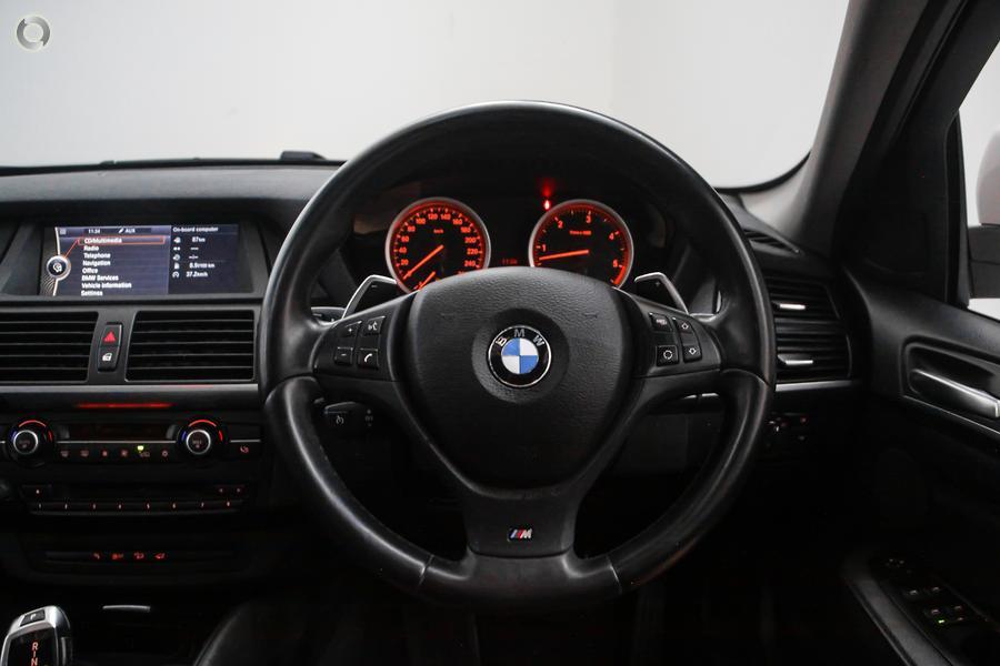2012 BMW X6 xDrive30d E71
