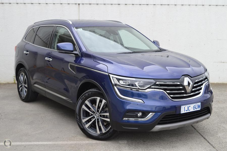 2018 Renault Koleos Intens HZG