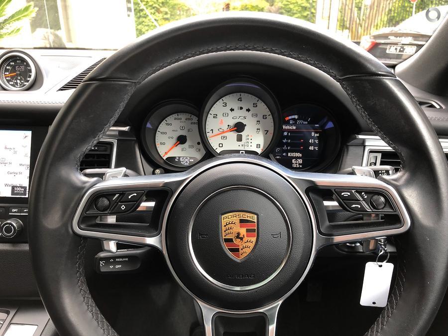 2016 Porsche Macan GTS 95B