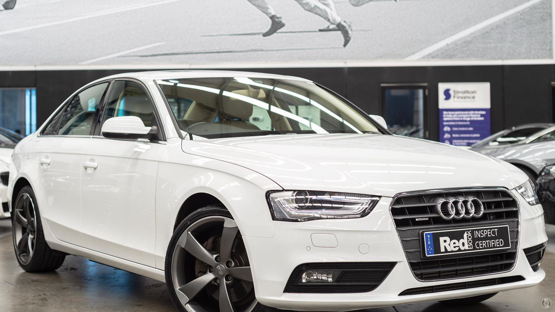 2015 Audi A4 B8