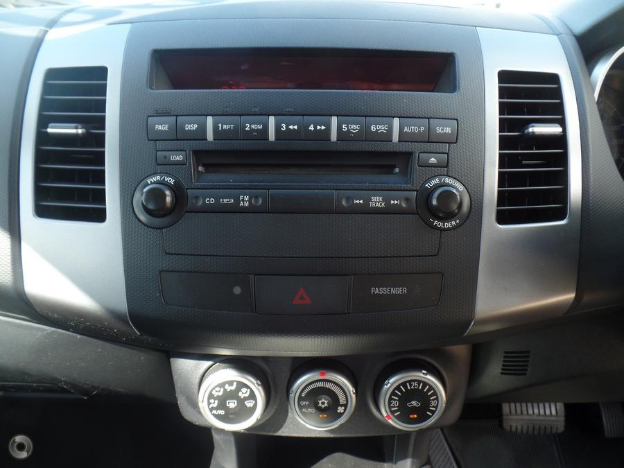 2008 Mitsubishi Outlander LS ZG