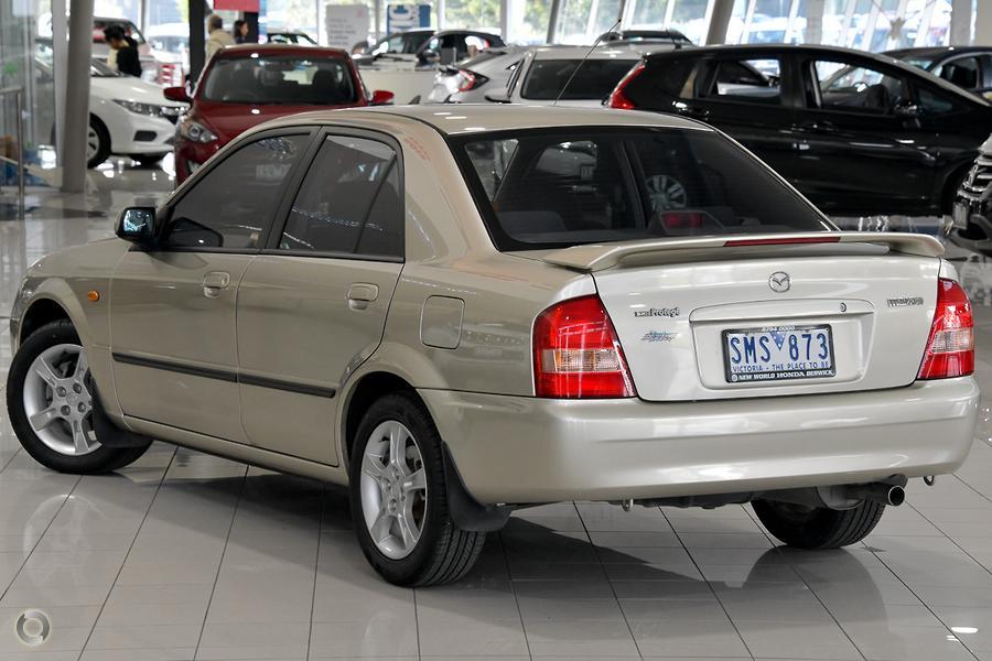 2003 Mazda 323 Protege Shades BJ II-J48