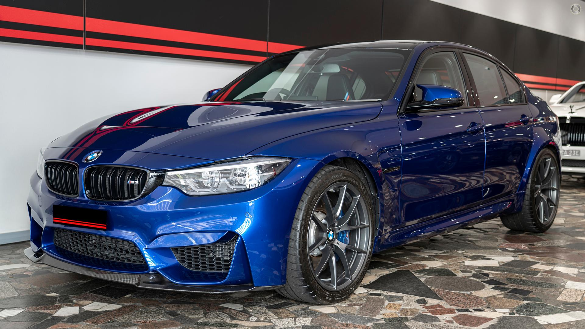 2018 BMW M3 CS F80 LCI
