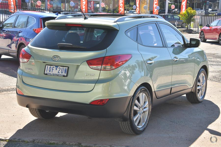 2010 Hyundai ix35 Highlander LM