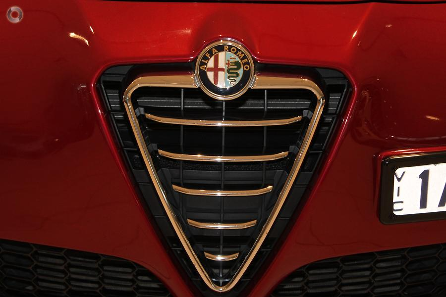 2013 Alfa Romeo Giulietta Progression Series 0