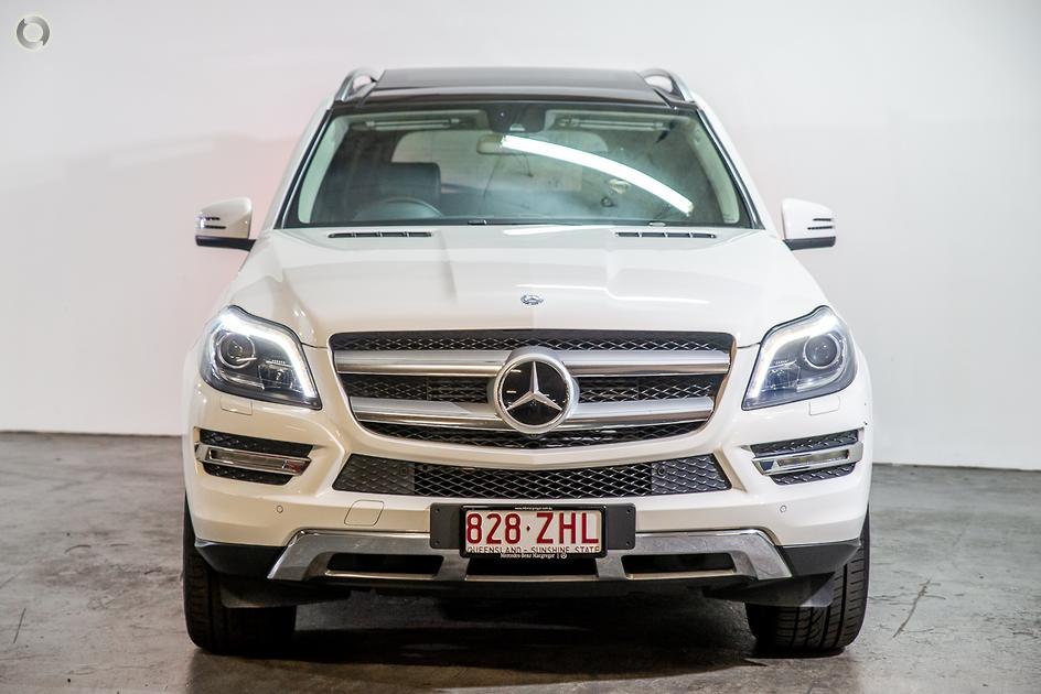 2015 Mercedes-Benz GL 350 BLUETEC Wagon