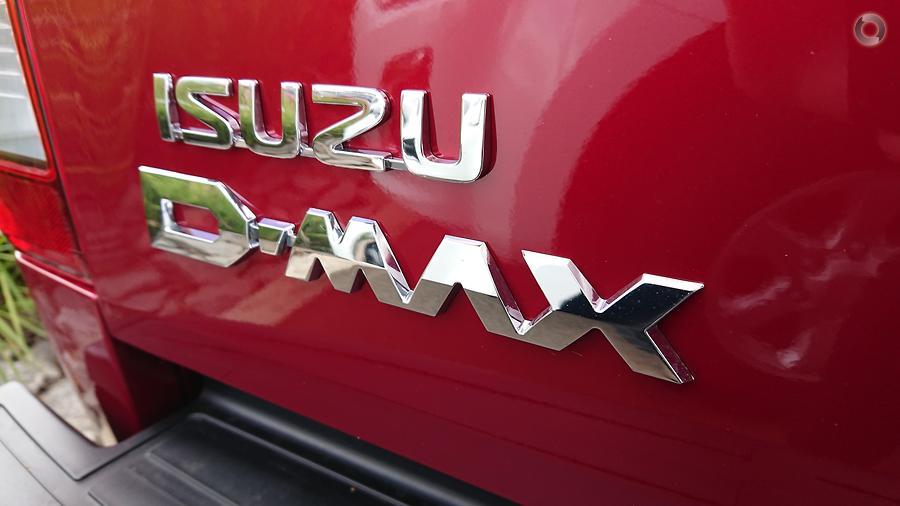 2020 Isuzu D-MAX LS-T