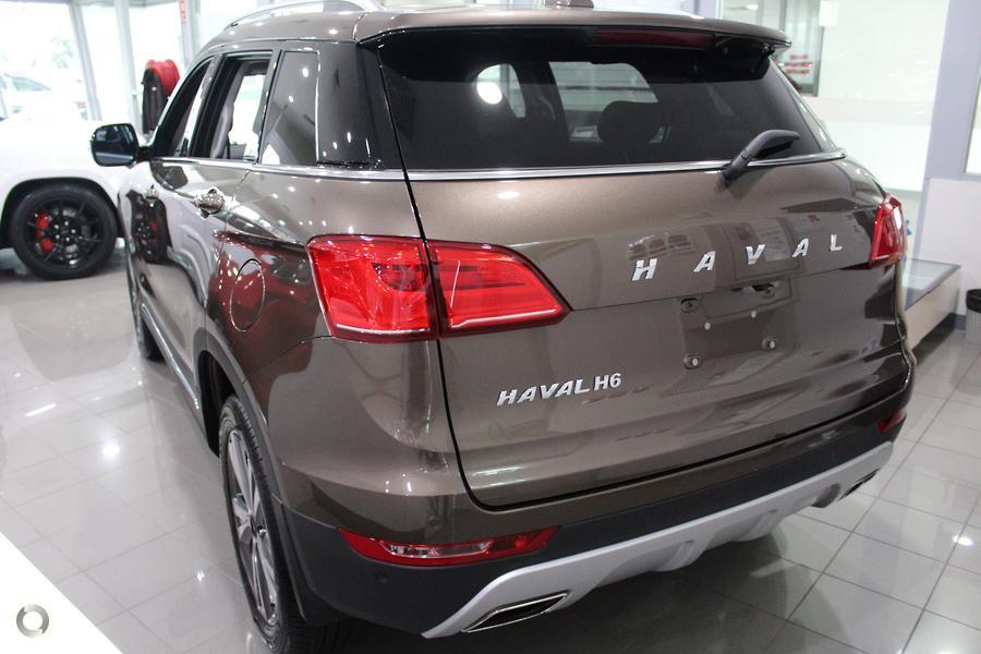 2019 Haval H6 LUX (No Series)