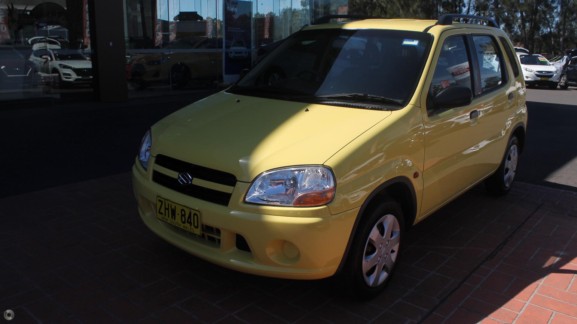 2004 Suzuki Ignis GL RG413