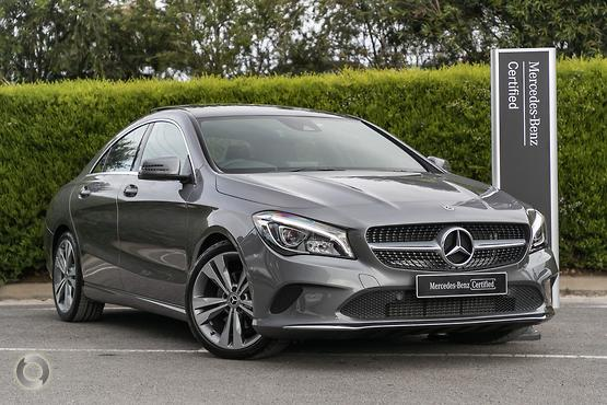 2018 Mercedes-Benz <br>CLA 180