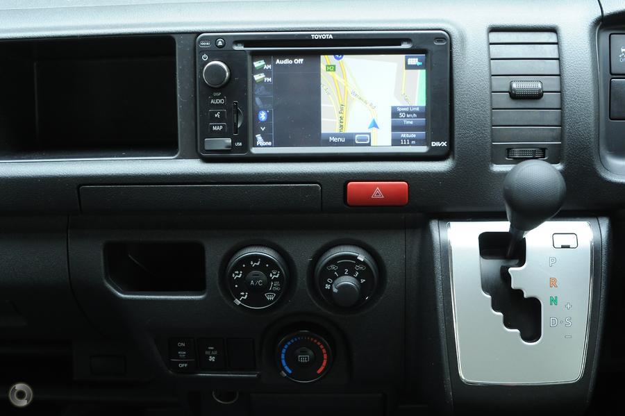 2015 Toyota Hiace Commuter TRH223R