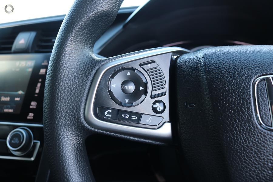 2016 Honda Civic VTi 10th Gen