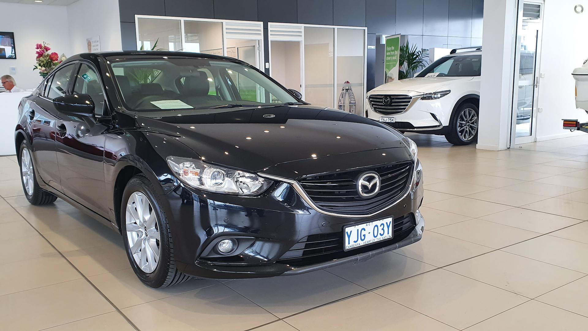 2013 Mazda 6 Touring GJ