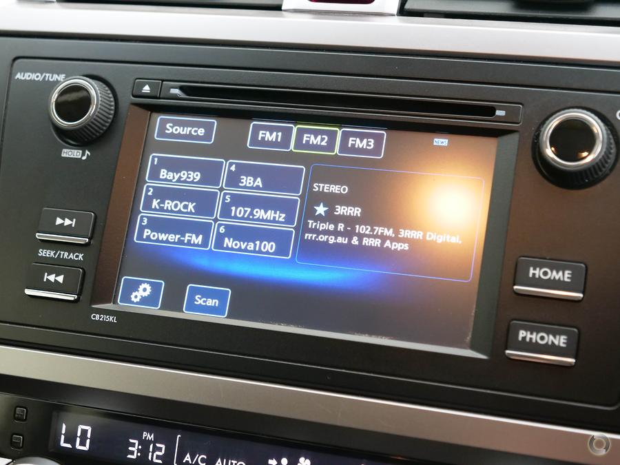 2017 Subaru Outback 2.0D 5GEN