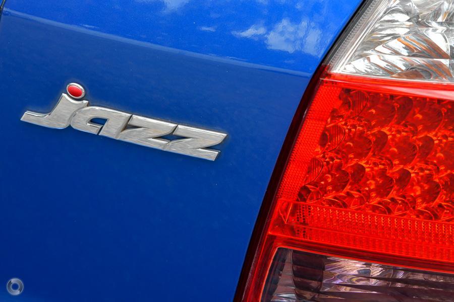 2007 Honda Jazz GLi GD