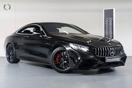 2019 Mercedes-Benz S 63 AMG