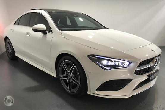 2019 Mercedes-Benz CLA 200