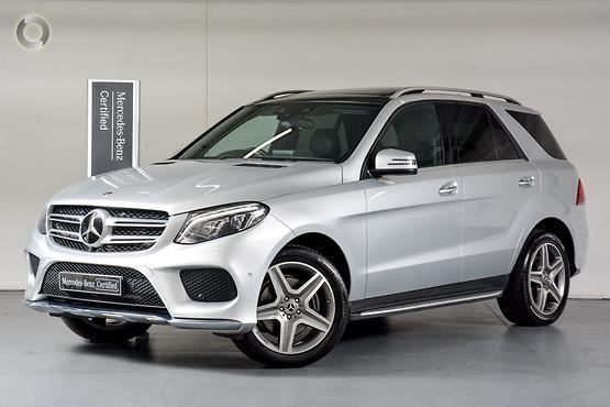 2018 Mercedes-Benz <br>GLE 250 D
