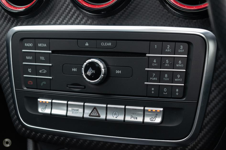 2016 Mercedes-Benz A-CLASS Hatch